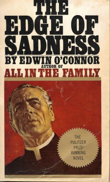 Cover: The Edge of Sadness